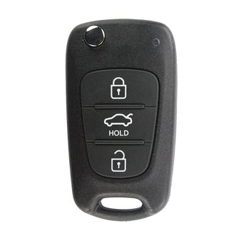 KIA Optima 2010 3 Buttons 433MHz Genuine Flip Remote Key 9543...