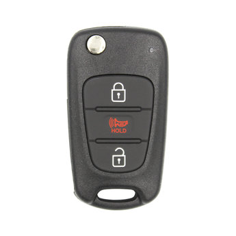 KIA Soul 2011 3 Buttons 433MHz Genuine Flip Remote Key 95430-2K22...