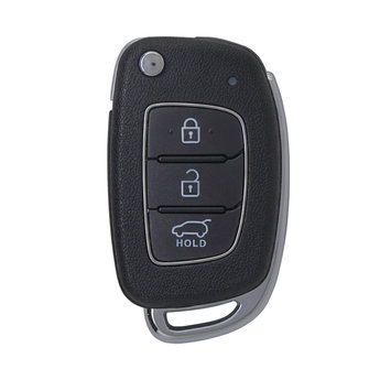 Hyundai I102016 3 buttons Genuine Flip Remote Key 95430-B900...