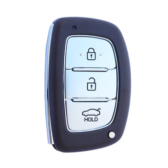Hyundai Elantra 2017 2018 3 Buttons 433MHz Genuine Smart Key...