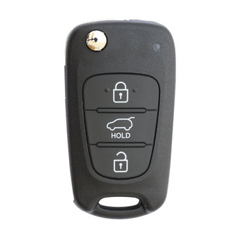 KIA Soranto 2012 3 Buttons 433MHz Genuine Flip Remote Key without...