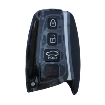 Hyundai Genesis 2016 4 Buttons 433MHz Genuine Smart Key Remote...