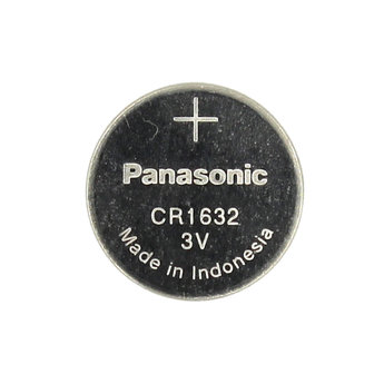 Toyota Original Panasonic CR1632 Battery 89745-52030