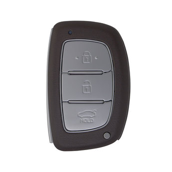 Hyundai I10 3 Buttons 433Mhz Smart Remote Key 95440-B4500