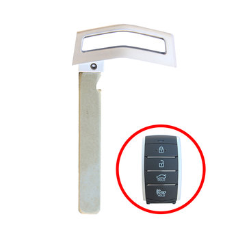 Hyundai Genesis Genuine Blade For Smart Remote Key 81996-B15...