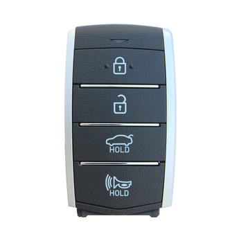 Hyundai Genesis G80 2017 4 Buttons 433MHz Genuine Smart Key Remote...