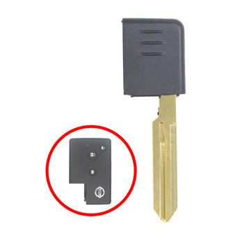 Nissan Blade For Smart Key Remote Type 2