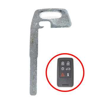 Volvo Blade For Smart Key Remote Type 3