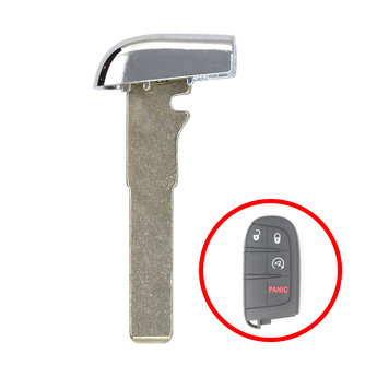 Jeep Compass Renegade Emergency Blade For Smart Key