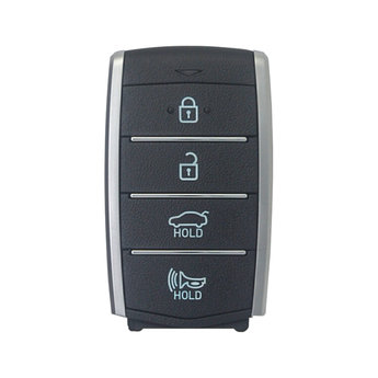 Hyundai Genesis G90 2017 4 buttons 433MHz Genuine Smart Remote...