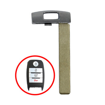 Kia Para Sonic 2017 Blade For Smart Remote Key