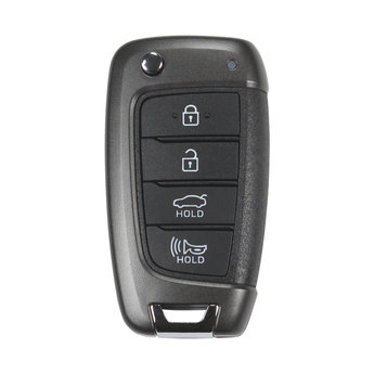 Hyundai Accent 2018-2020 Genuine Flip Remote Key 4 Buttons 433MHz...