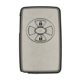 Toyota Rav4 2006 Smart Key 2 Buttons 312MHz Silver Cover 271451-...