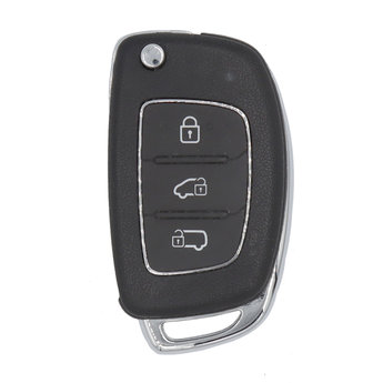Hyundai H350 2012 Remote Key 3 Buttons 433MHz