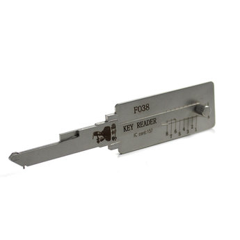 Original Lishi Fo38 Key Reader Decorder