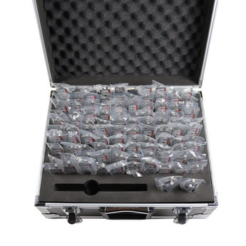 Original Lishi 102 Pieces Set Box 2 IN 1 CAR PICKS AND DECODERS...