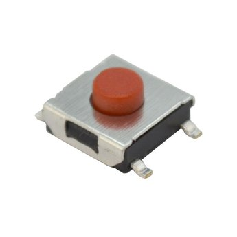 Button Tactile Switch 6.2X6.2X3.5H Face To Face Universal