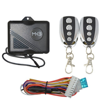 Keyless Entry System Remote 4 Buttons Model NF308