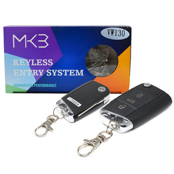 Keyless Entry VW 3 Buttons Remote Model VW130