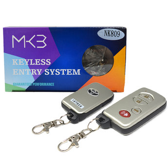 Keyless Entry Toyota 4 Buttons Remote NK809 Model