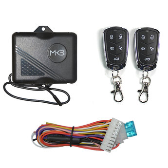 Keyless Entry System Cadillac Smart 5 Buttons Model NK413
