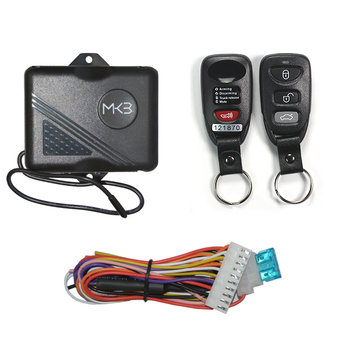 Keyless Entry System Hyundai 3+1 Button Model NK367K