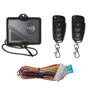 Keyless Entry System Audi 3 Buttons Flip Remote FK116 Model