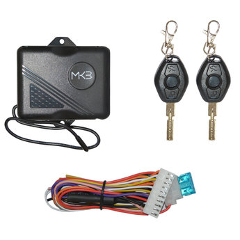 Keyless Entry System BMW 3 Buttons Remote DK217 Model