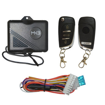 Keyless Entry System Peugeot And Citroen Type 3 Buttons Flip...
