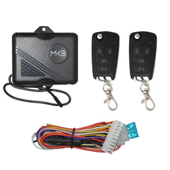 Keyless Entry System Opel Flip 4 Buttons Model FK107