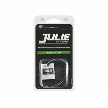 Julie Immobilizer ECU Airbag Dashboard PSA Group Car Emulator...
