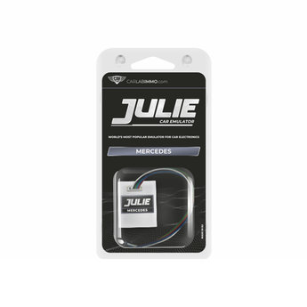 Julie Immobilizer ECU Airbag Dashboard Mercedes Group Car Emulator...