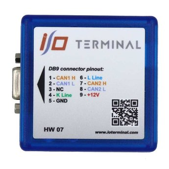 I/O Terminal Multi Tool Basic Device